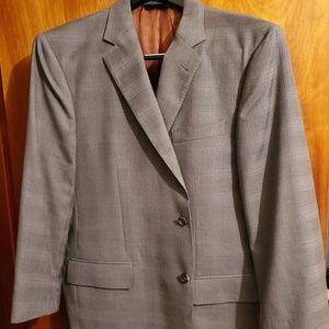 Jos A Banks 46R suit jacket. Excellent cond.